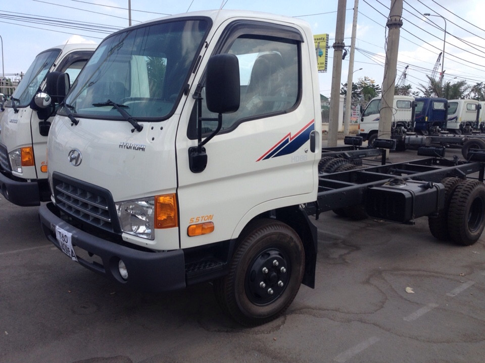 Xe tải Hyundai Hd88