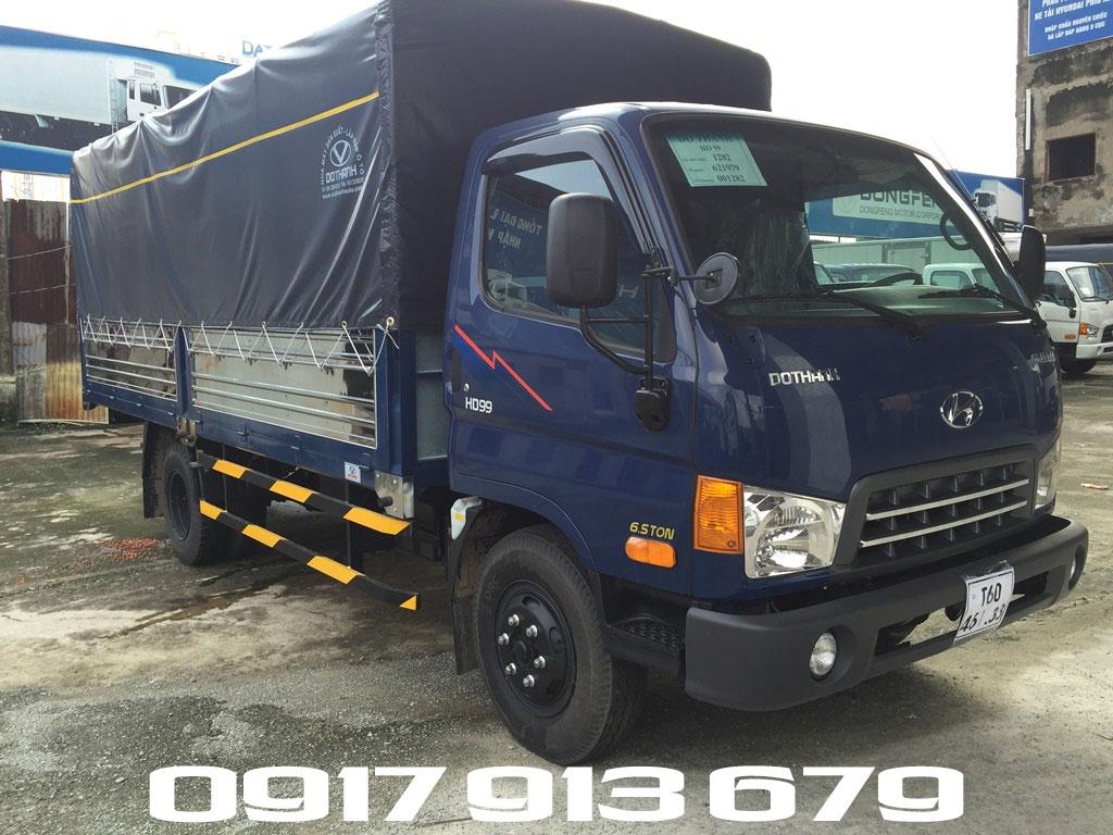 Xe tải Hyundai HD 99