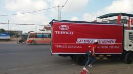 Chương trình lái thử xe tải TERACO TERA 2017