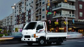 Hyundai new mighty N250- Hyundai Thành Công