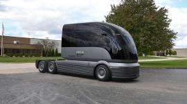 """Ngắm xe tải đầy """"sang chảnh"""" – Hyundai HDC-6 Neptune Concept"""