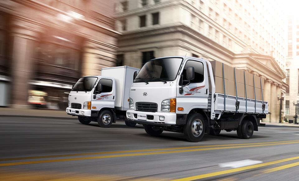 Giá xe tải 2,5 tấn tại Hyundai Dũng Lạc Vinh Nghệ An