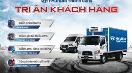 """Hyundai Thành Công và Hyundai Dũng Lạc """"Tri ân khách hàng dịch vụ cuối năm 2019"""""""