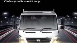 Hyundai New Mighty Ex8 – Chuẩn mực mới cho xe tải trung