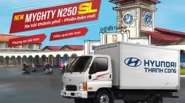 Giá xe tải Hyundai 2,5 tấn tại Vinh Nghệ An