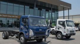 Giá xe Hyundai Mighty EX8 GT tại Nghệ An, Hà Tĩnh